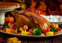 Turkey Halloween recipes