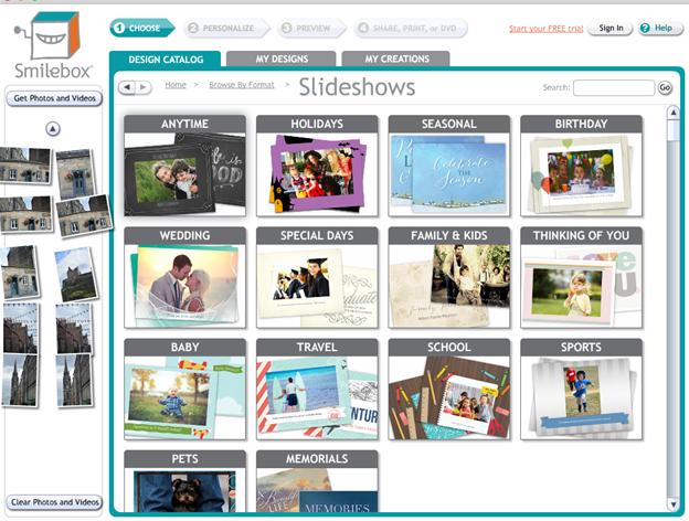 create-slideshow