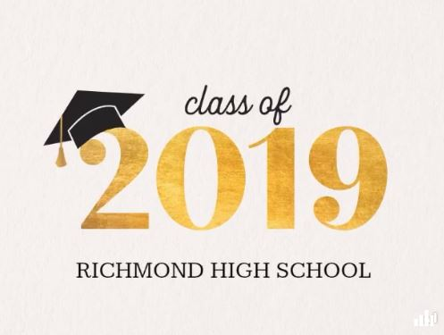 Class of 2019 templates on Smilebox