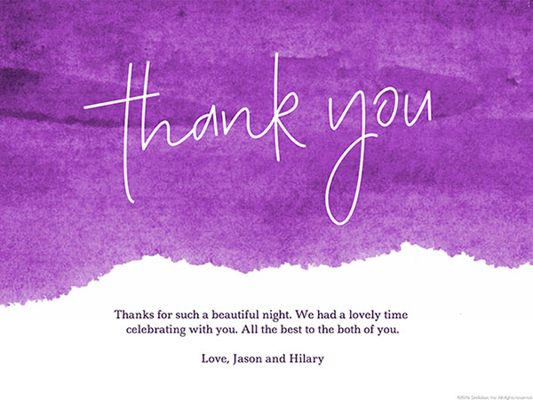 Thank You Messages for Any Occasion