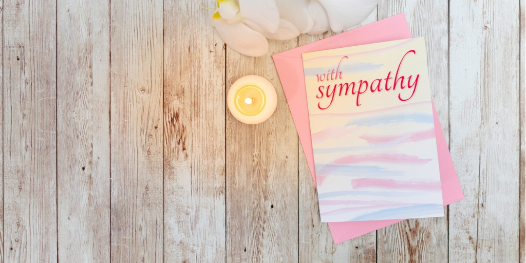 What To Write In A Sympathy Card Condolence Message Ideas