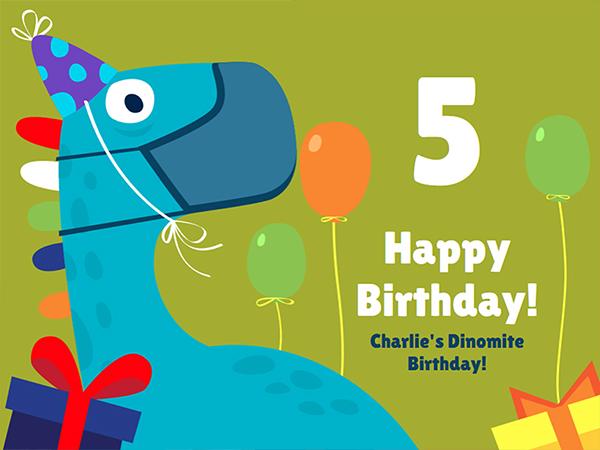 Celebrate Birthday in Quarantine