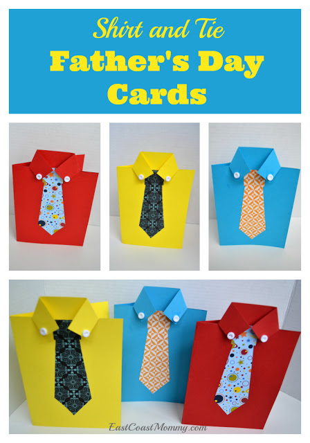 Great Ideas for Father's Day Cards