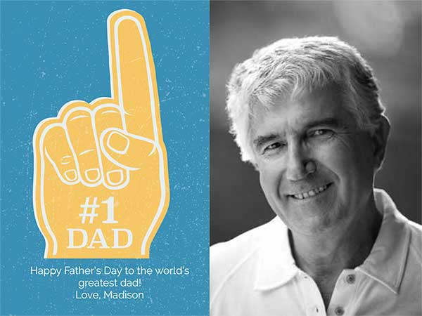 Father's Day Card Sayings and Quotes