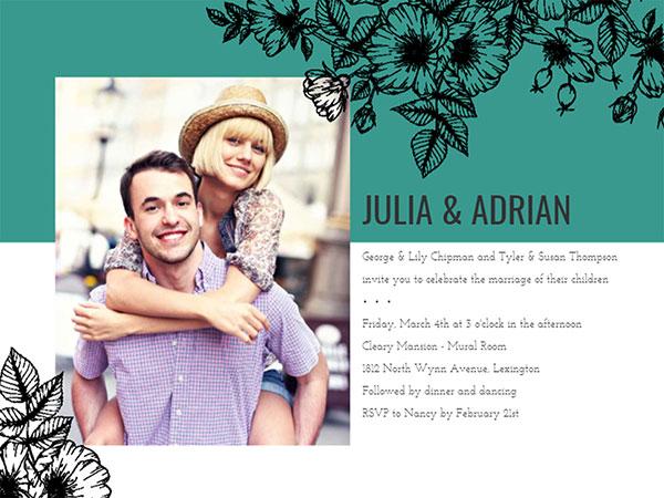 Engagement Announcement Ideas & Wording