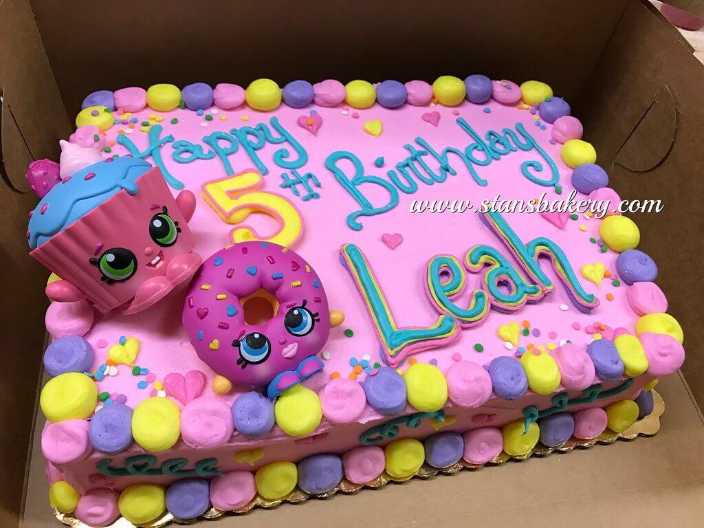 Ideas for Birthday Cakes