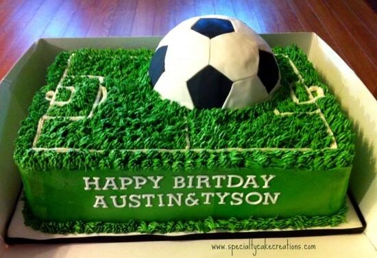 Cool Birthday Cake Design