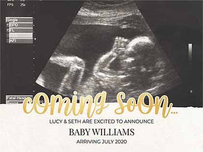 Pregnancy Announcement Messages
