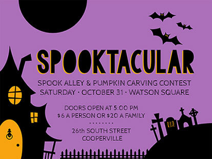 10 Creative & Creepy Halloween Invitation Ideas