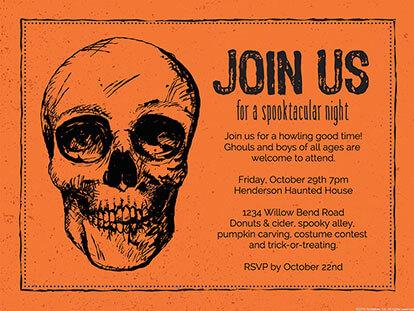 10 Creative & Creepy Halloween Invitation Ideas | Smilebox