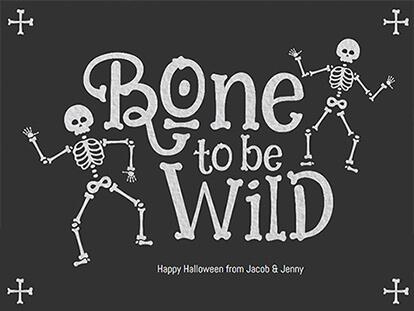 Ideas for Halloween Invitation