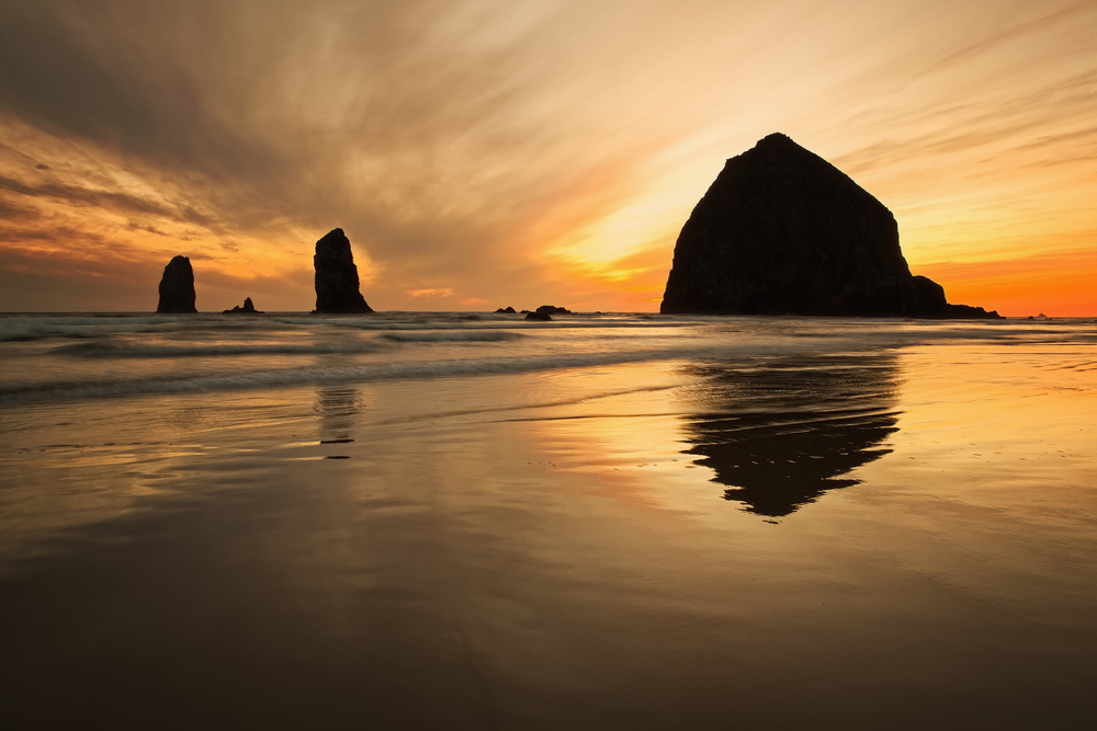 Cannon-Beach