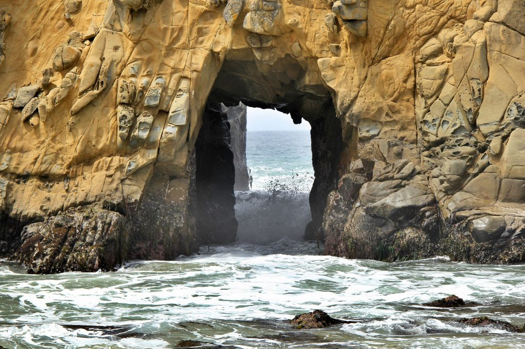 Pfeiffer Beach-California