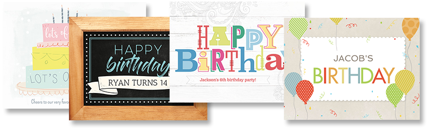 To Get Started Follow The 4 Simple Steps Below Birthday Balloons Create Card