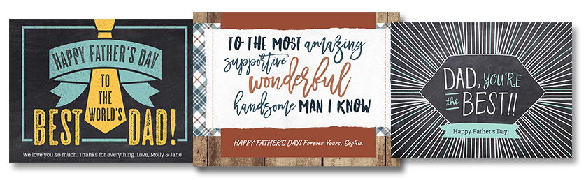 find out just how easy it is to create a free fathers day slideshow