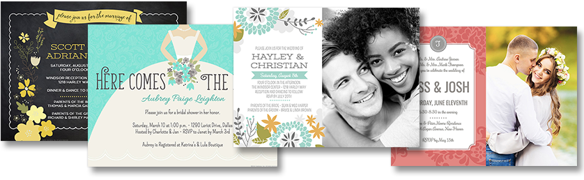 online wedding invitations from smilebox for easy planning smilebox