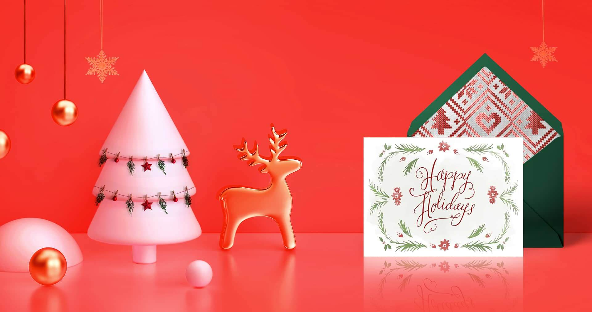 Christmas Cards, Invites & More
