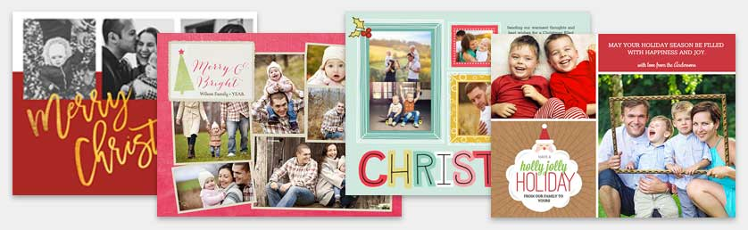 Christmas Collage Templates